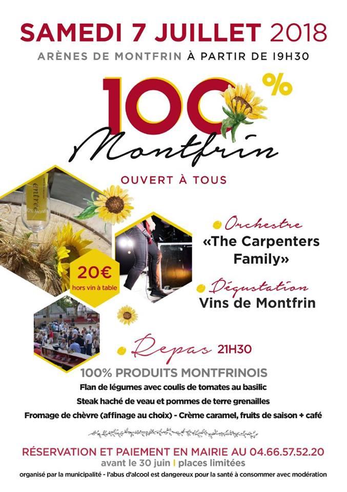 2e Soirée 100% Montfrin