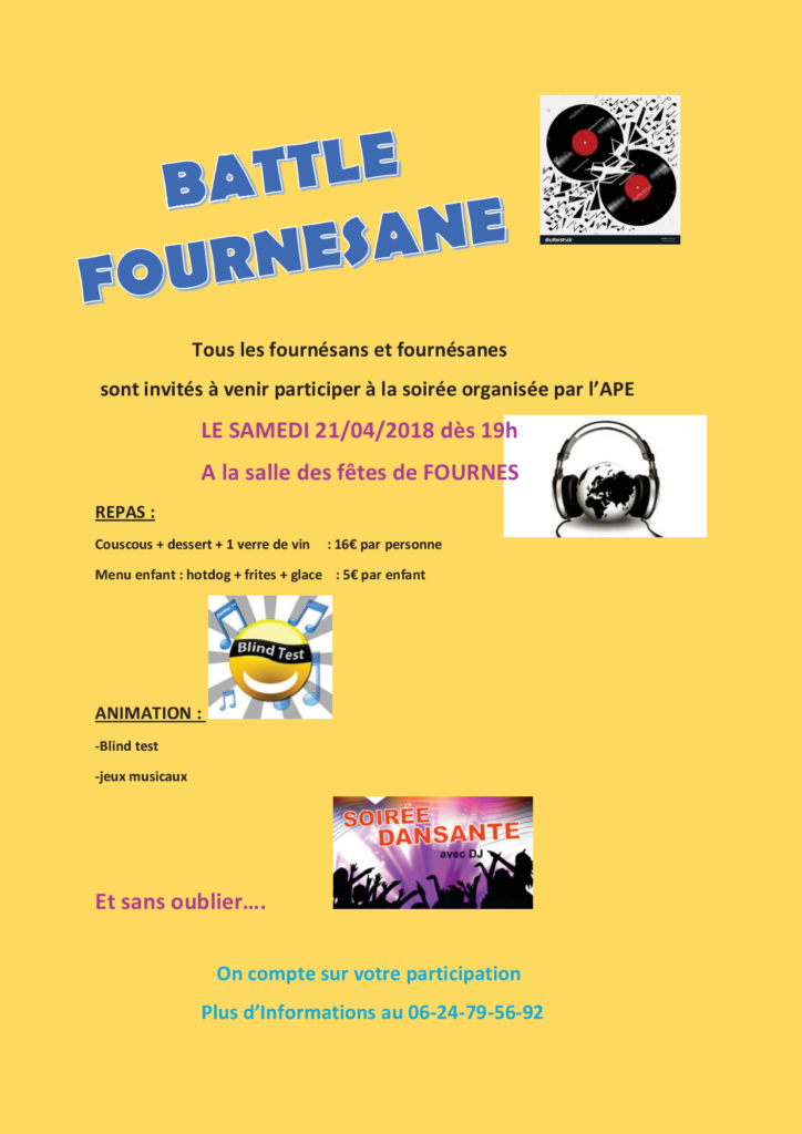Battle Fournesane