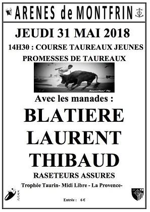 Trophée Taurin - Midi Libre - La Provence