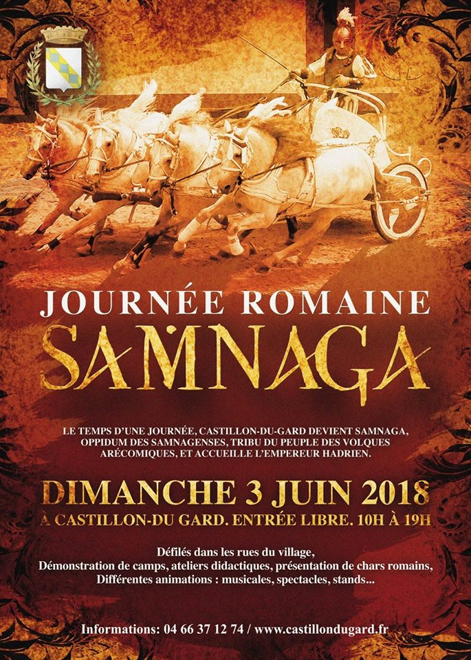 Journée Gallo-romaine