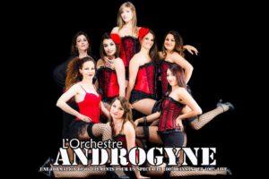 RG30 ET VOUS : 13 Juillet 2018 à Montfrin avec Angélique (Danseuse Orchestre Androgyne)