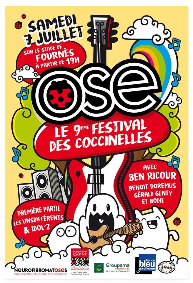 9ème Festival des Coccinelles