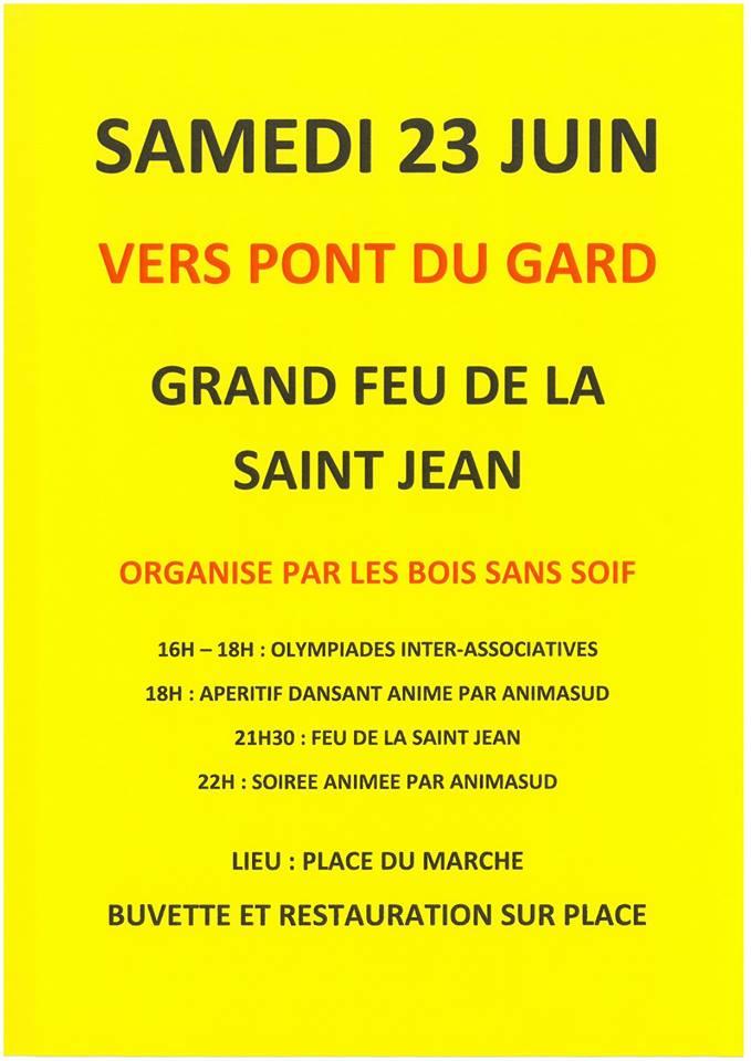 Grand Feu de la Saint Jean
