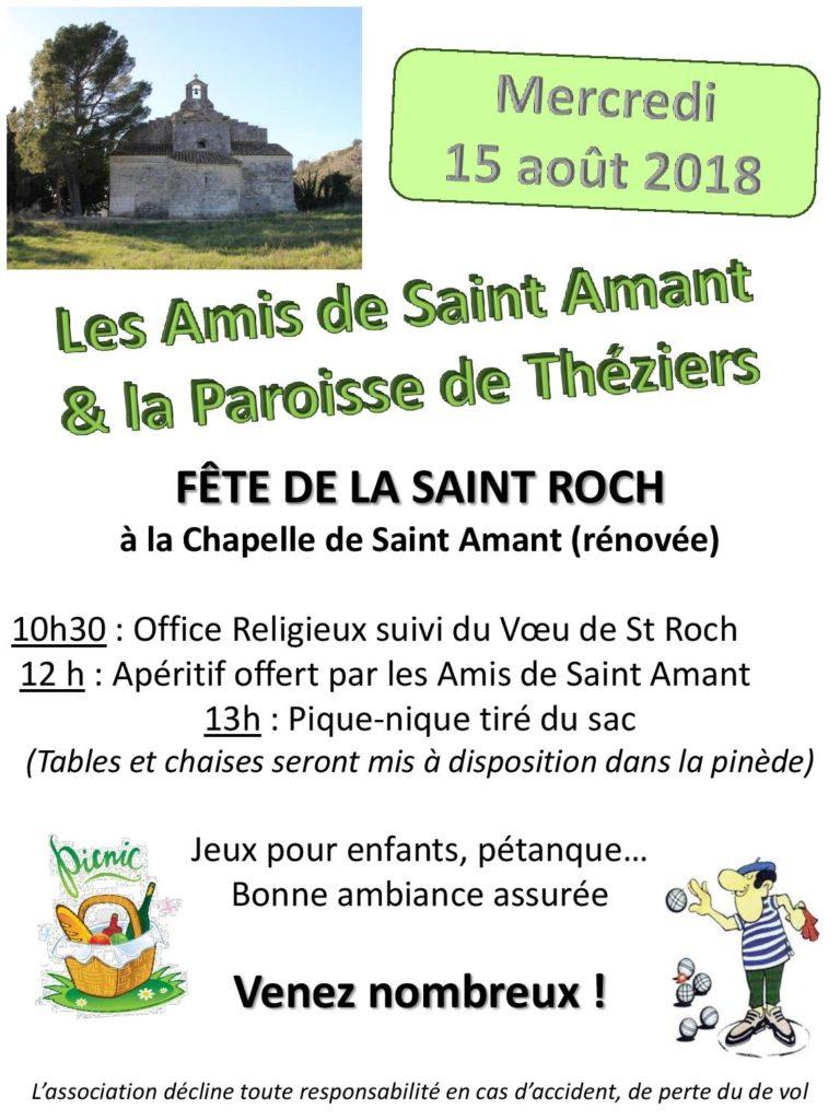 Fete de la Saint Roch