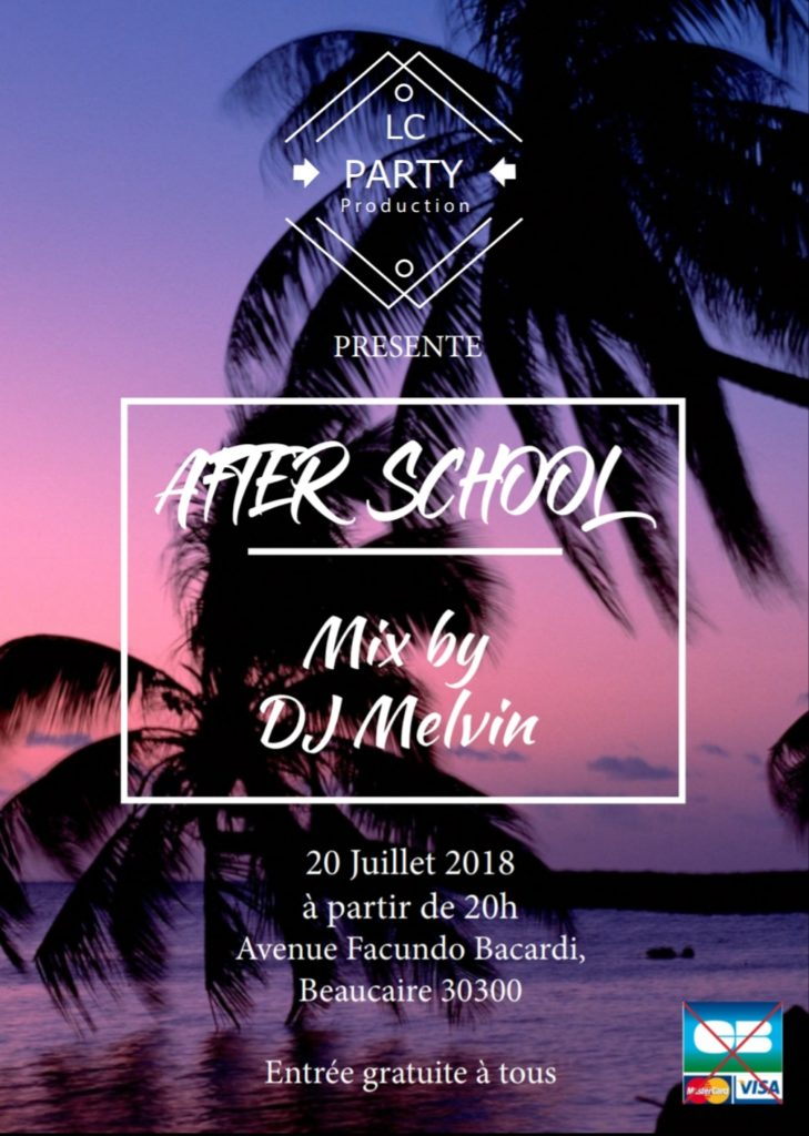 After School mix by DJ Melvin