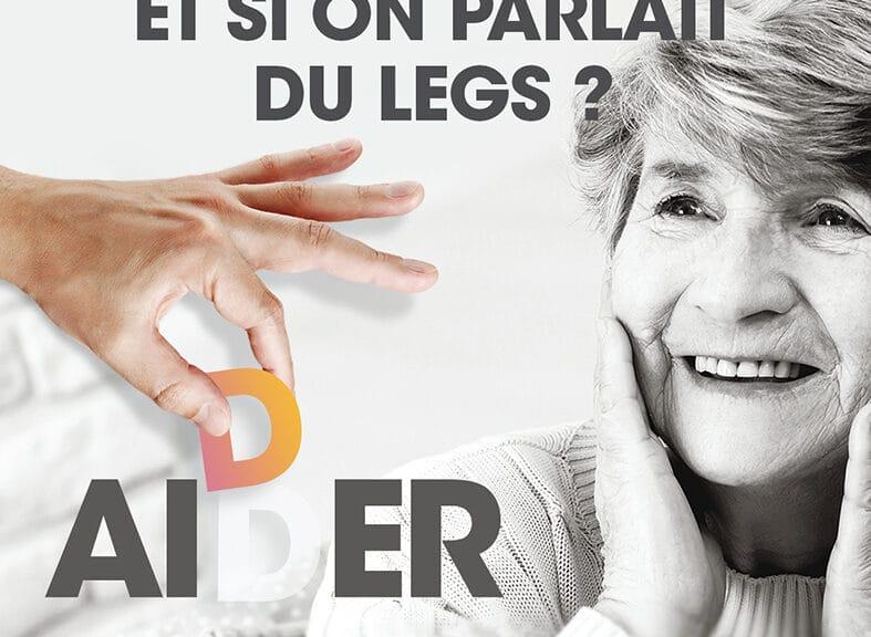 La minute info & prévention : Alzheimer : et si on parlait du legs ?