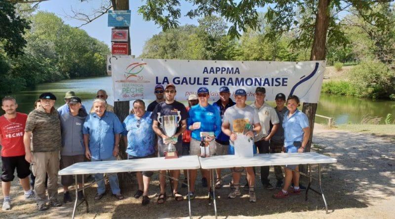 Participants Concours Float-Tube de la Lône