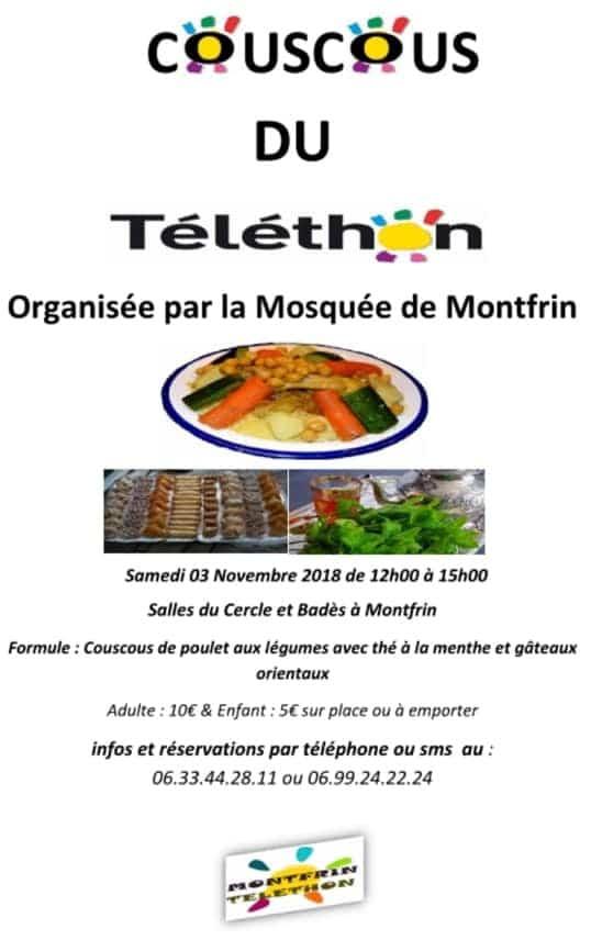 Couscous (Téléthon 2018)