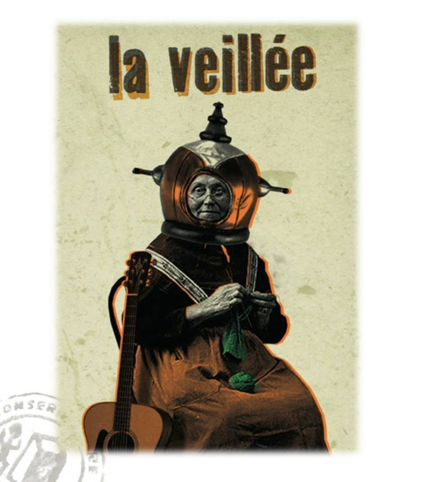 """La veillée"" par la Compagnie Opus"