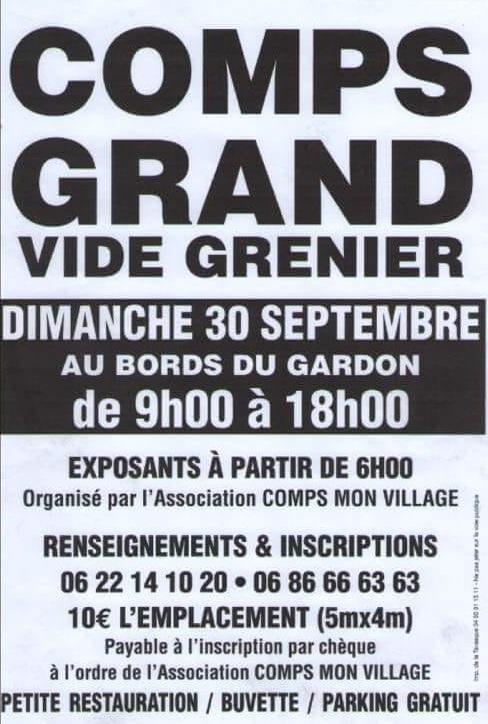 Grand Vide Grenier