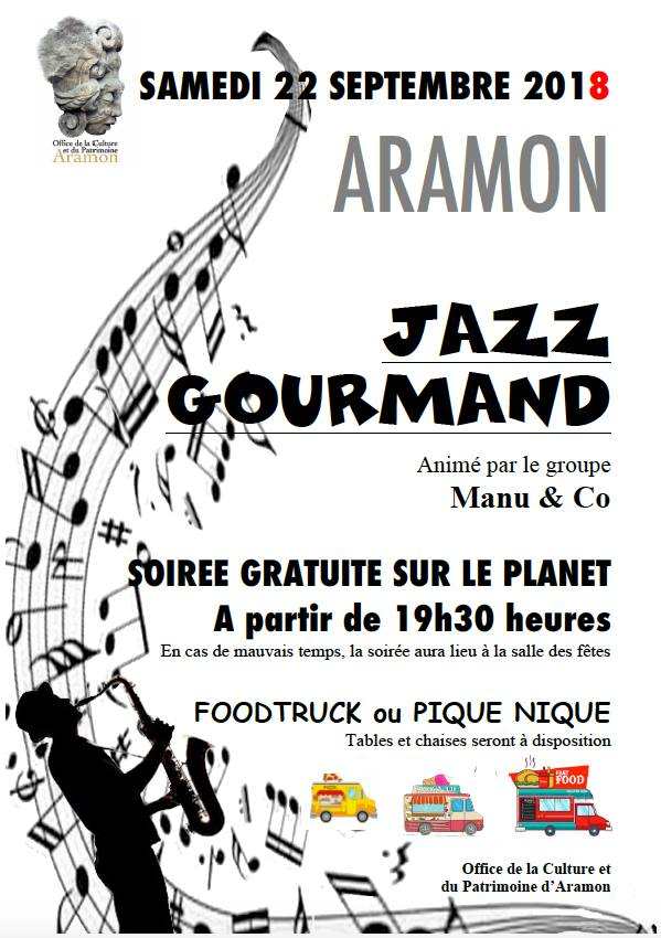Jazz Gourmand
