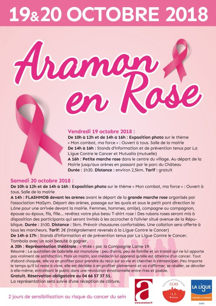 Aramon en Rose
