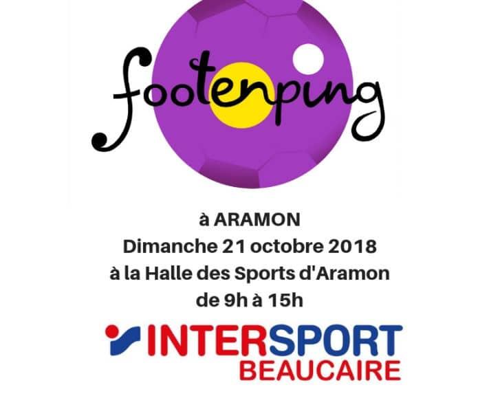 Championnat du monde de FooTenPing 2018 - Aramon