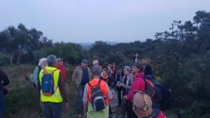 Jour de la Nuit à Sernhac avec Nadège (Entre Garrigues et Gardon)
