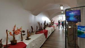 Exposition Sculptures Peintures Aquarelles (Salle de la Coop - Montfrin)