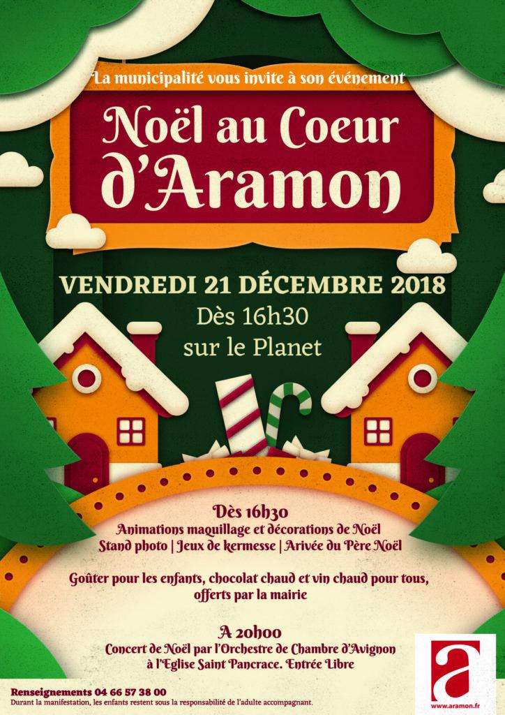 Noël au Cœur d'Aramon
