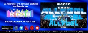 Tous les Samedis 23h-01h, AllFeel Mix by Dj AllFeel