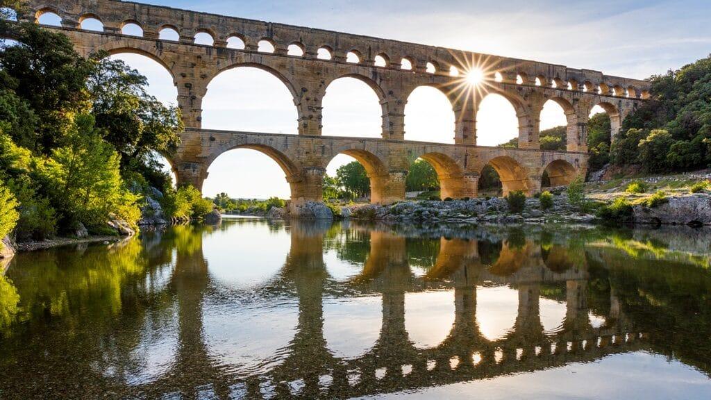 Pont du Gard CP Aurelio Rodriguez