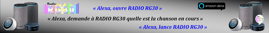 Radio RG30 sur Amazon Alexa