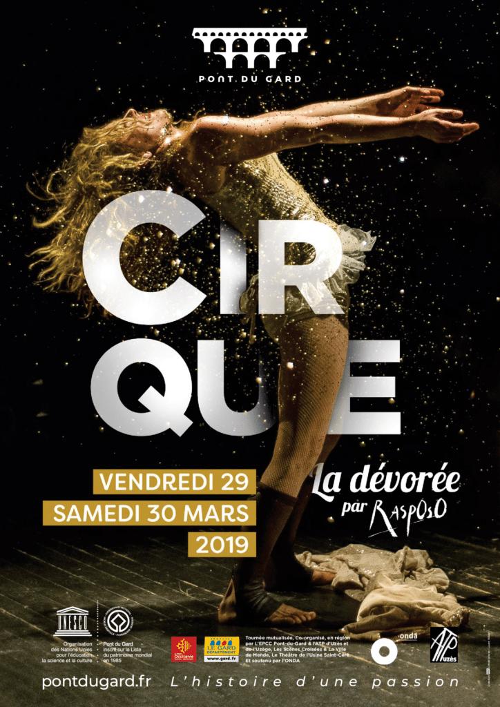 """Cirque Rasposo """"La DévORée"""""""