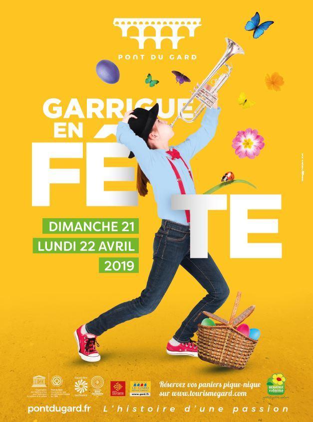 Garrigue en Fête au Pont du Gard 2019