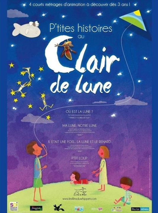 Cinoche des Galopins - P'tites histoires au Clair de Lune