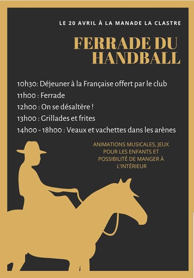 Ferrade du Remoulins Sport Handball