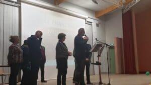 La soirée Merci du Téléthon Gard Sud à Montfrin