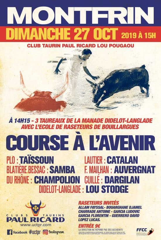Course AVENIR 2019 Montfrin
