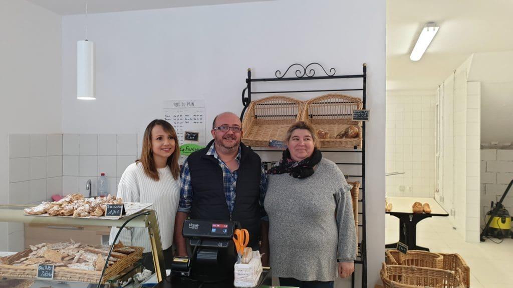 Réouverture de l'épicerie à Castillon depuis le 13 Avril 2019