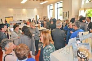 Inauguration et journée portes ouvertes du réseau des bibliothèques ©CC Pont du Gard