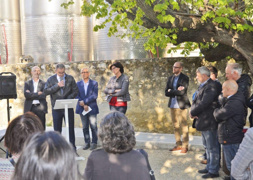 Inauguration et journée portes ouvertes du réseau des bibliothèques. ©CC Pont du Gard