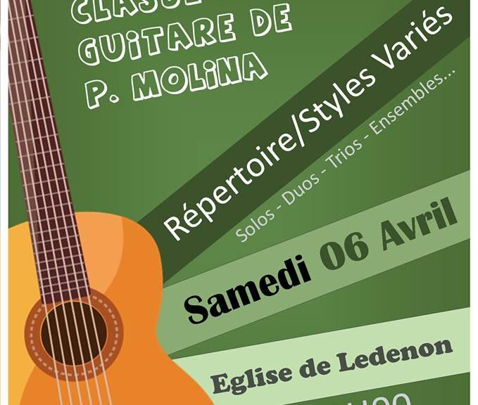 Meynes en Musique Ledenon le 6 Avril 2019
