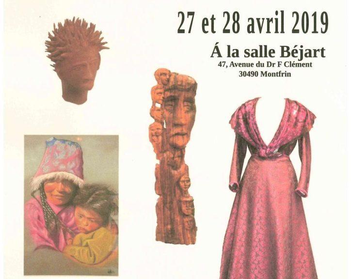 Salon des Talents Montfrinois Avril 2019