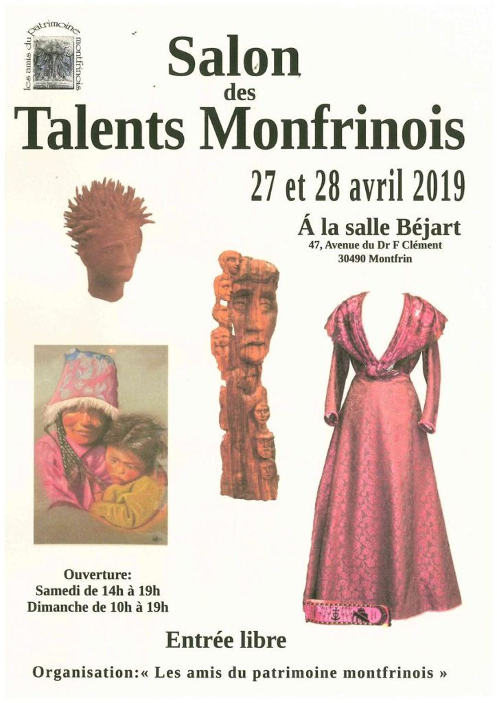 Salon des Talents Montfrinois