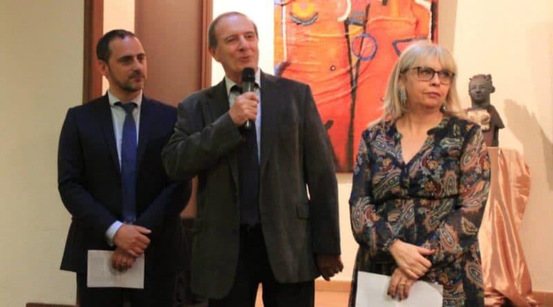 Vernissage 31ème Salon des Arts - Remoulins (© Thierry DUCEPERE)