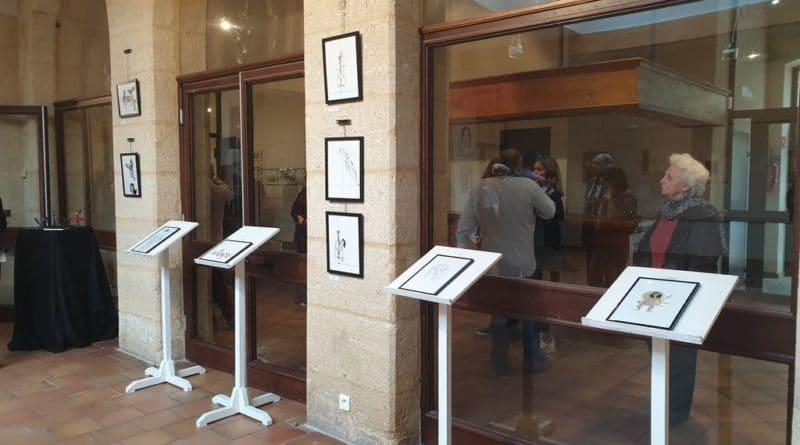 Vernissage du 31ème Salon des Arts (© Radio RG30)