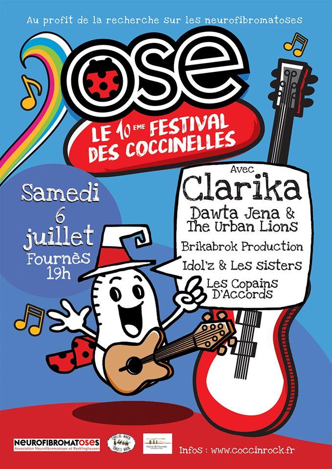 10ème FESTIVAL DES COCCINELLES
