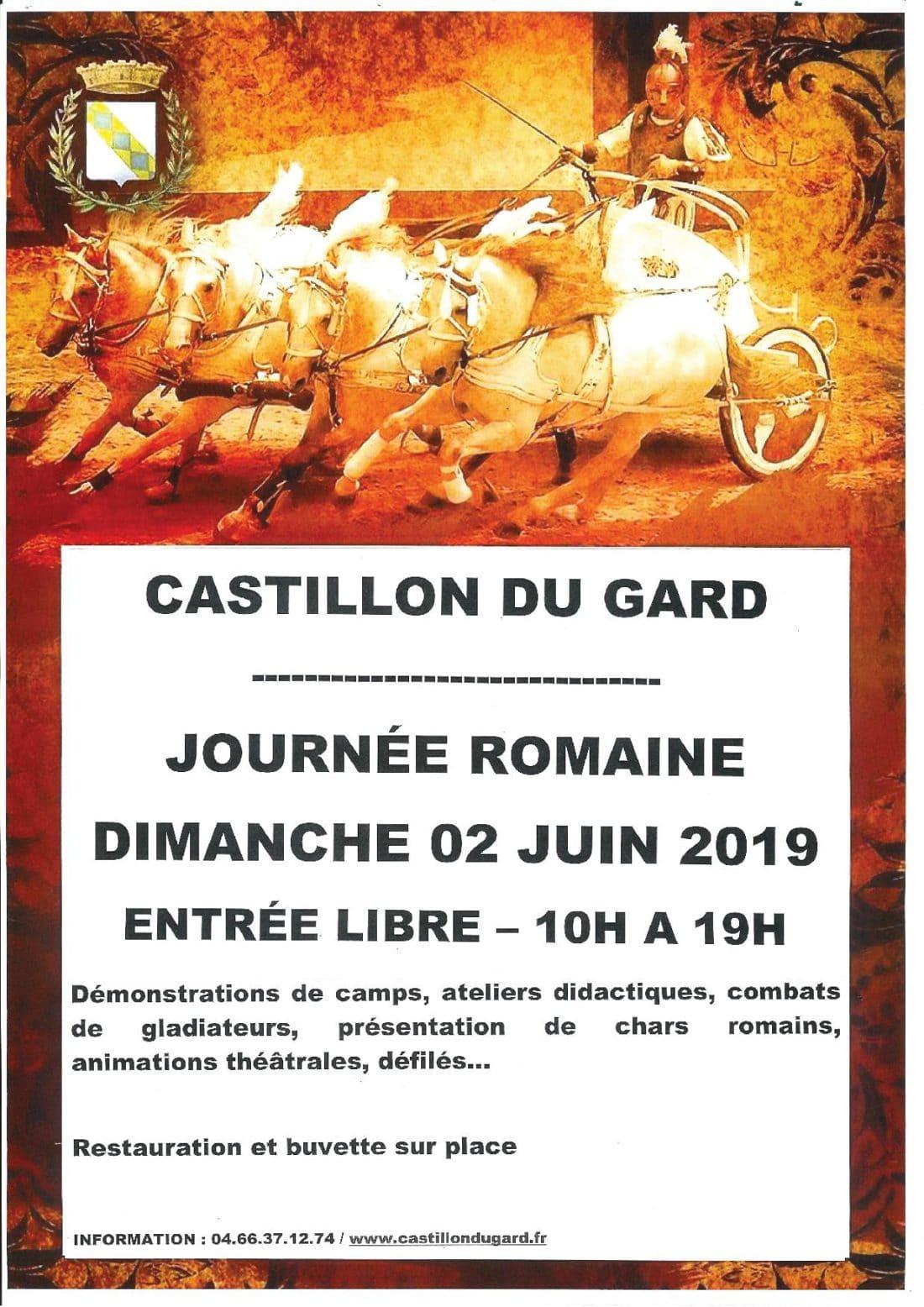 2ème édition une journée gallo-romaine