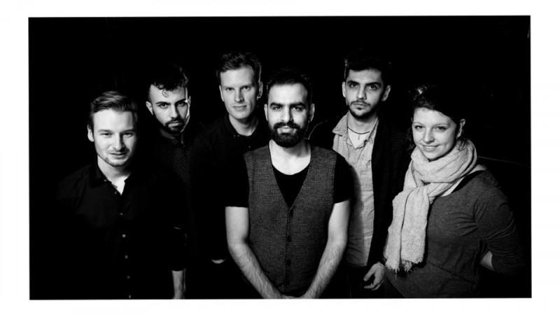 Concert - Khater Dawa Band [Festival l'Accordéon Plein Pot!]
