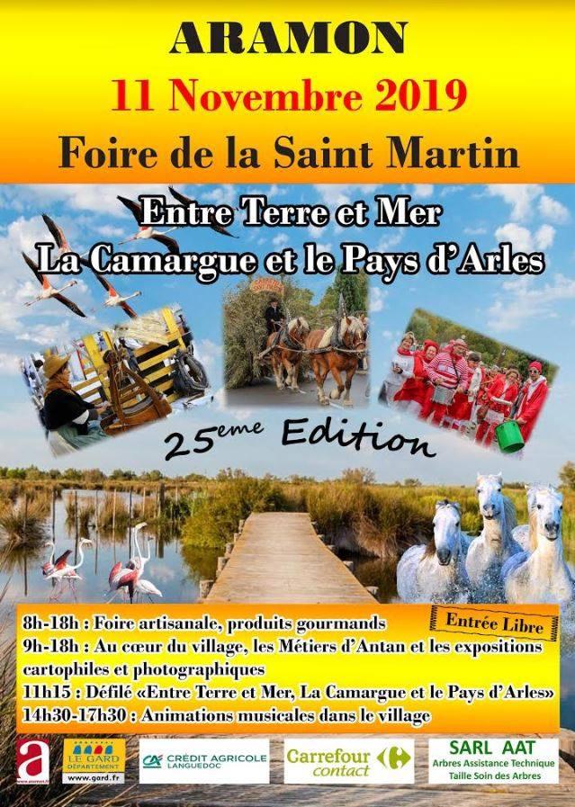 Foire de la Saint Martin 2019
