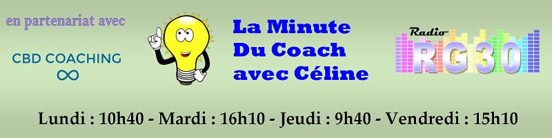 La Minute du Coach sur Radio RG30