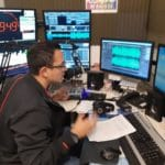 Patoulatchi Show au Studio de Radio RG30