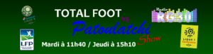 Total Foot by Patoulatchi ©RadioRG30