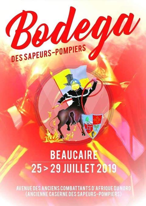 Bodéga Des Sapeurs-Pompiers De Beaucaire