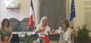 Discours de Marie-Noëlle Lemme ©Radio RG30