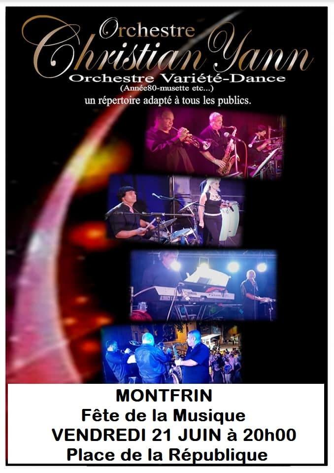 Fête de la Musique 2019 à Montfrin