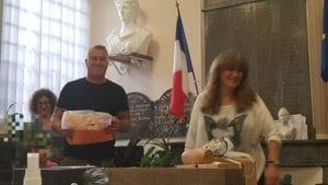 Stéphane Procureur & Marie-Yolande Froment ©Radio RG30