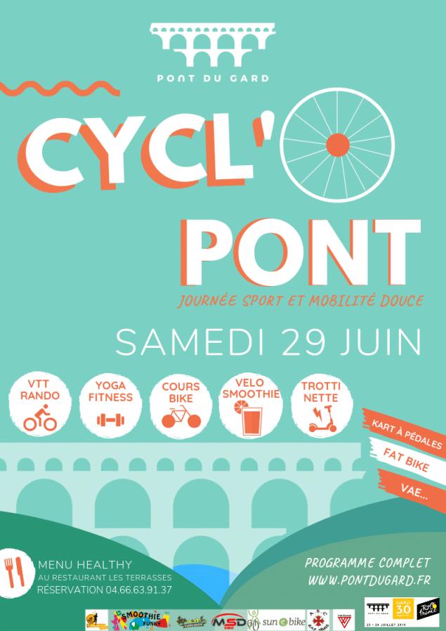 ANNULÉ - Cycl'O Pont