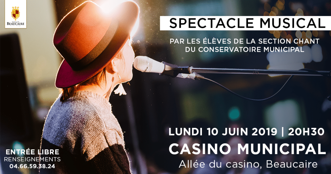 Spectacle musical